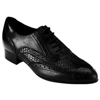 Alice By Temperley Somerset By Alice Temperley Friary Pointed Brogues Black Leather