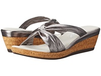 Onex Stephanie Pewter Women's Wedge Shoes