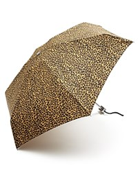 Bloomingdale's Mini Cheetah Print Umbrella