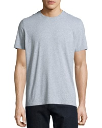 Michael Kors Crewneck Short Sleeve Jersey Tee Gray