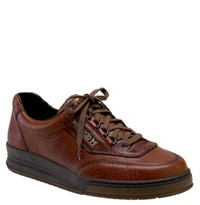 Men's Mephisto 'Match' Walking Shoe Black Grain