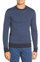 Men's Boss 'Abruzzi' Stripe Crewneck Sweatshirt