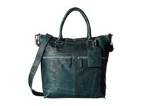 Cowboysbelt Huntly Bag Petrol Shoulder Handbags Gray