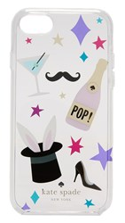 Kate Spade Magic Patches Iphone 7 Case Multi