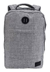Nixon Mottled Grey Beacons Backpack 18 L