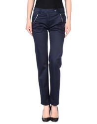 Carven Casual Pants Dark Blue