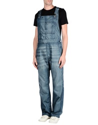 Levi's Red Tab Pant Overalls Blue