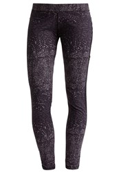 Venice Beach Maura Tights Rockery Black Anthracite