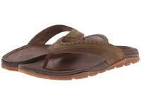 Chaco Finn Dark Earth Men's Sandals Brown