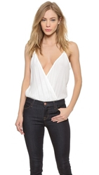 Lovers Friends Vision Cami Bodysuit Ivory