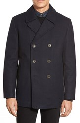 Men's Vince Camuto Classic Peacoat Navy