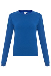 Chinti And Parker Star Shoulder Sweater