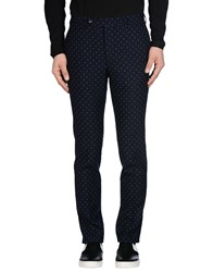 Officine Generale Trousers Casual Trousers Men Dark Blue