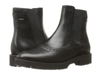 Geox Washleenabx3 Black Women's Shoes