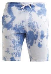 Antioch Shorts Blue Tie Dye