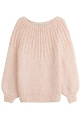 Mes Demoiselles Pullover With Mohair Pink