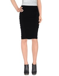 Donna Karan Skirts Knee Length Skirts Women