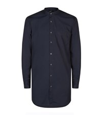 3.1 Phillip Lim Tunic Shirt Male Blue