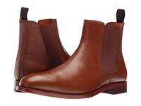 Crosby Square Kensington Cognac Pebble Men's Boots Brown