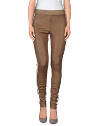 Hale Bob Trousers Casual Trousers Women Khaki