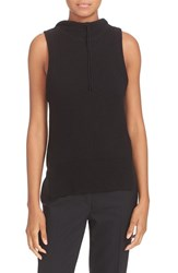Dkny Women's Sleeveless Cashmere Hoodie