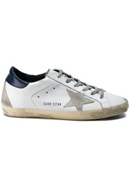 Golden Goose Deluxe Brand 'Super Star' Sneakers White