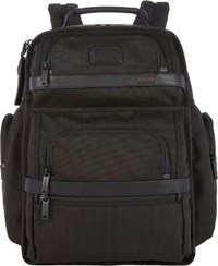 Tumi Men's Alpha Ii T Pass Business Backpack Black