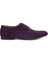 B Store 'Mario 36' Oxford Shoe Pink And Purple