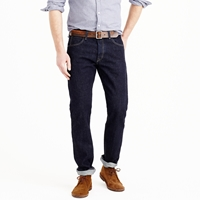 J.Crew Wallace And Barnes Slim Selvedge Jean In Rinse Wash