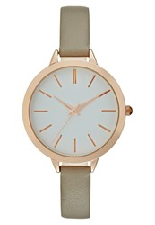 Anna Field Watch Taupe