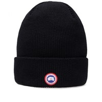 Canada Goose Merino Wool Watch Cap Black