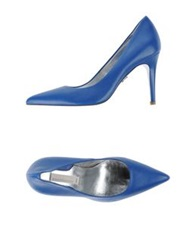 Schumacher Pumps Blue
