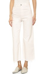 Rachel Comey Legion Jeans Dirty White Wash