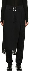 Damir Doma Black Pitagora Lounge Pants