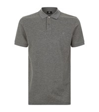 Paul Smith Ps By Mercerised Polo Shirt Male Grey