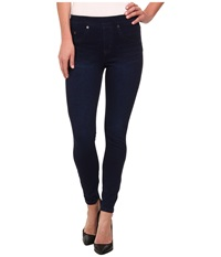 Spanx Ready To Wow Denim Leggings Pacific Depth Women's Jeans Navy