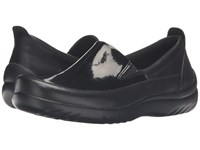 Klogs Footwear Ashbury Black Patent Women's Clog Shoes