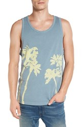 Vestige Men's 'Palm Beach' Tank Ocean