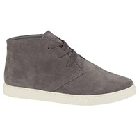 John Lewis Kin By Sean Suede Lace Up Chukka Boots Grey