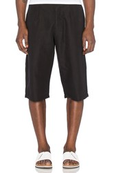 Our Legacy Buco Shorts Black