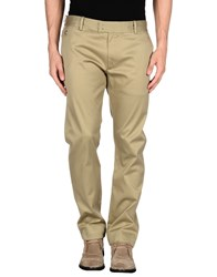 Diesel Trousers Casual Trousers Men Sand