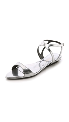 Narciso Rodriguez Carolyn Flat Sandals