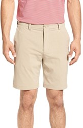 Vineyard Vines Men's '8 Performance Breaker' Shorts Khaki