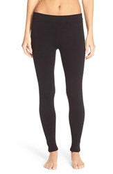 Nordstrom Women's Lingerie Ribbed Leggings
