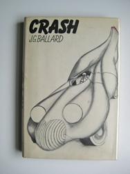 J.G. Ballard Crash Book Shop