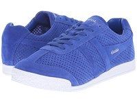 Gola Harrier Squared Reflex Blue Women's Shoes