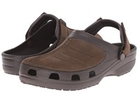 Crocs Yukon Mesa Clog Espresso Espresso Men's Clog Shoes Brown