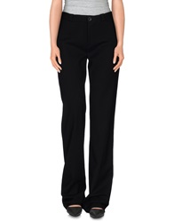 Katharine Hamnett London Casual Pants Black