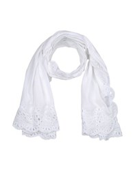 Antik Batik Accessories Stoles Women White