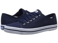 Keds Kickstart Navy Women's Lace Up Casual Shoes